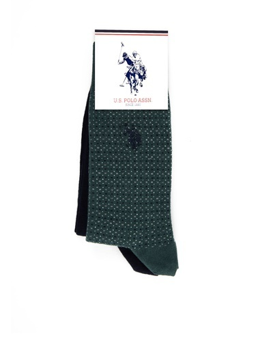 U.S. Polo Assn. Çorap Yeşil